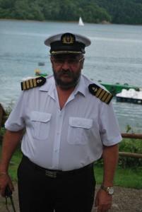 kpt. armator Artur Tworek
